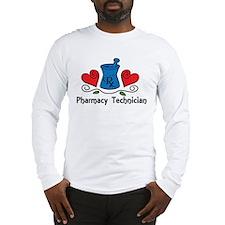 Pharmacy Technician Long Sleeve T-Shirt