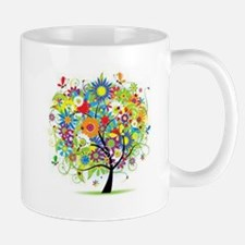 Flower Tree Mug