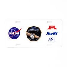 SMART-1 Aluminum License Plate