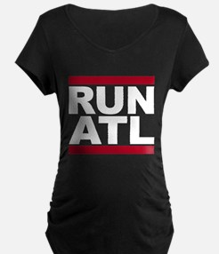 RUN ATL - Atlanta Maternity T-Shirt