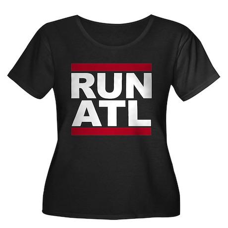 RUN ATL - Atlanta Plus Size T-Shirt
