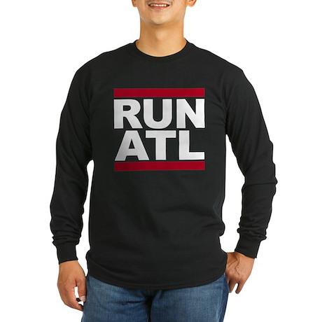 RUN ATL - Atlanta Long Sleeve T-Shirt