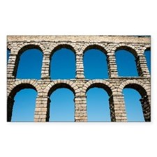 Aqueduct of Segovia, Spain - Decal