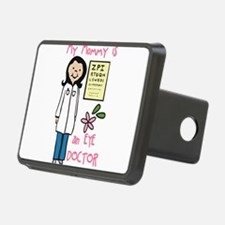 Eye Doctor Hitch Cover