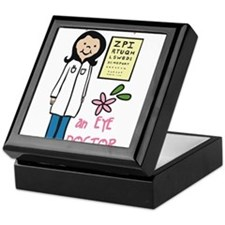 Eye Doctor Keepsake Box