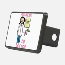 Pediactric Eye Doctor Hitch Cover