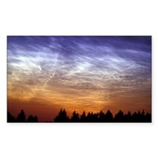 Noctilucent cloud - Decal