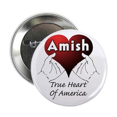 """Amish 2.25"""" Button (10 pack)"""