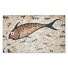 Roman mosaic - Decal