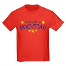 Potty Like A Rockstar T-Shirt