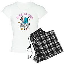 Born To Ride Pajamas