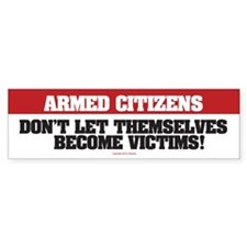Pro Gun Ownership Car Sticker Bumper Car Sticker