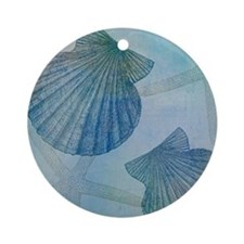 Shells Ornament (Round)