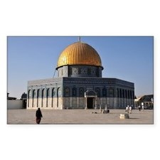 Dome of the Rock - Decal