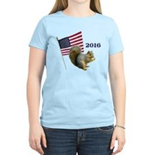 Squirrel President T-Shirt