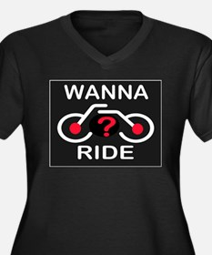BIKE Plus Size T-Shirt