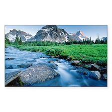 Mount Assiniboine - Decal