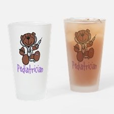 Pediatrician Drinking Glass