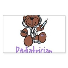 Pediatrician Decal