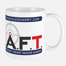 Cute Gun instructor Mug