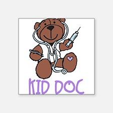 Kid Doc Sticker
