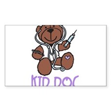 Kid Doc Decal
