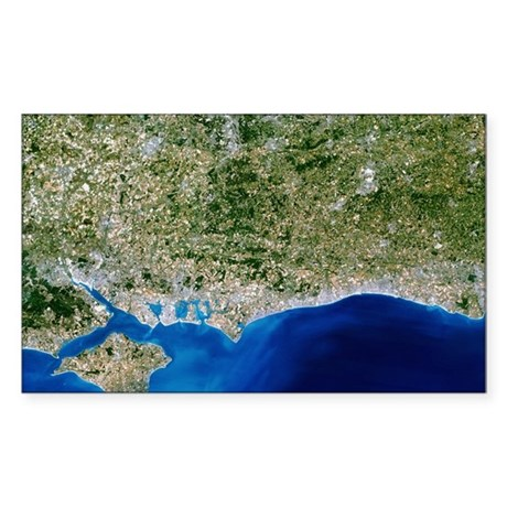 of Hampshire - Sticker (Rectangle)