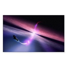 Wormhole travel - Decal