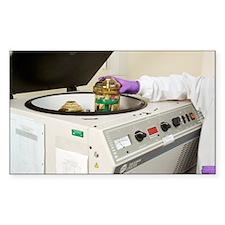 Blood centrifuge - Decal