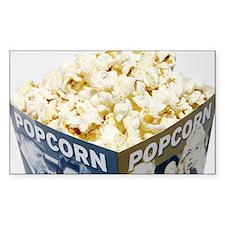 Popcorn - Decal