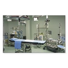 Operating theatre - Decal