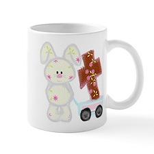 Bunny with a cross Mug
