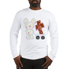 Bunny with a cross Long Sleeve T-Shirt