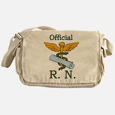 Official R.N. Messenger Bag