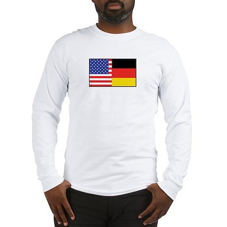 USA/Germany Long Sleeve T-Shirt