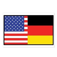 USA/Germany Postcards (Package of 8)