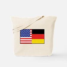 USA/Germany Tote Bag