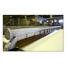 Paper mill machinery - Decal