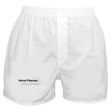 Hotel Planner Boxer Shorts