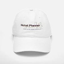 Hotel Planner Baseball Baseball Cap