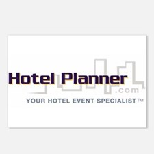 Hotel Planner Postcards (Package of 8)