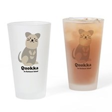 Quokka v.2 Drinking Glass