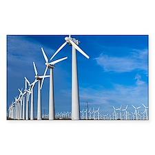 Wind turbines - Decal
