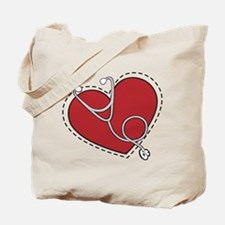 Heart Doctor Tote Bag