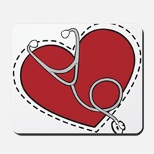 Heart Doctor Mousepad