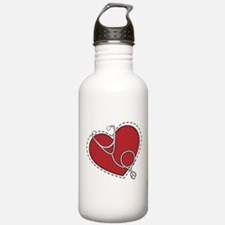 Heart Doctor Water Bottle