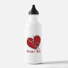 Heart Doc Water Bottle