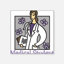 Medical Student Sticker