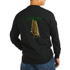 Springbok Rugby Lineout Long Sleeve T-Shirt