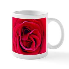 Red Rosa OKeefe Mug